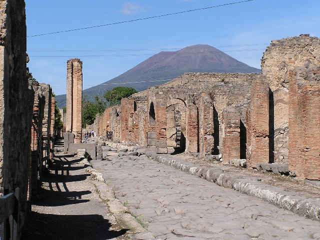 Pompeii#39;s destruction (and